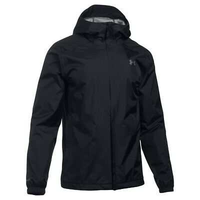 Under Armour Storm Bora Jacket Herren Jacke Wetterjacke black 1292014-001