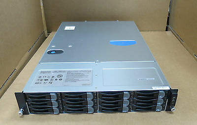 NEW EMC Dell Data Domain DD670 ES20 ESG-X ASSY CHAS W/O HDD part no. D3JG0