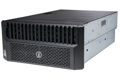 Dell PowerEdge VRTX Shared Infrastructure Platform Rack Chassis Blade Server