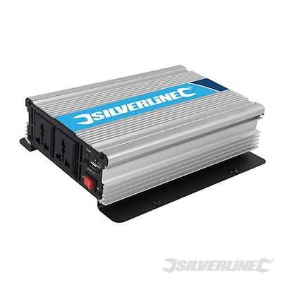 Inverter Invertor Tool Converts 12V Power Supplies 230V AC mains 1000w x 2 50w