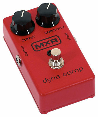 MXR M-102 Dyna Comp Guitar Effects Pedal (NEW)