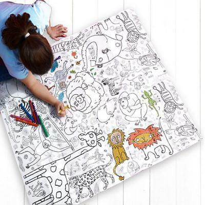 Colour In Tablecloths Posters Placemats by Eggnogg Christmas Children Patterns