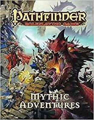 Pathfinder Roleplaying Game: Mythic Adventures, Bulmahn, Jason, New Book