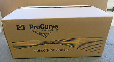 NEW HP J8770A ProCurve Switch Chassis 4204vl
