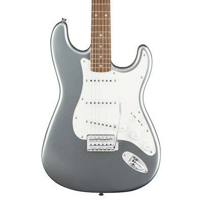 Fender Squier Affinity Series Stratocaster, Slick Silver, Rosewood (NEW)