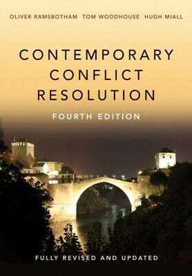 Contemporary Conflict Resolution (Paperback), Ramsbotham, Oliver,...