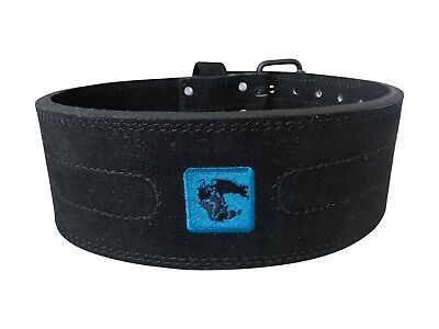 gymadvisor olympic POWERLIFTING BELT strongman weightlifting support leather