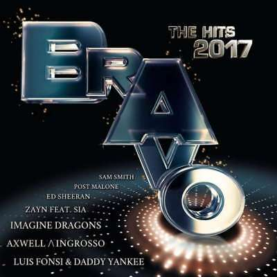 Bravo  The Hits 2017   2 Cd  Neu & Ovp Vvk  10.11.2017