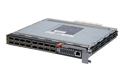 Dell Mellanox M4001F FDR 32-port 56GB/s InfiniBand Blade Switch 8VY15 08VY15