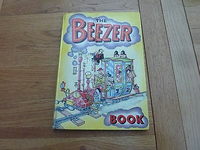 1962 The Beeezer Annual Book