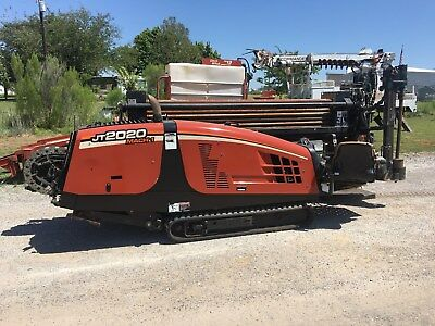 05 Ditch Witch JT2020 Mach I Directional Drill Package