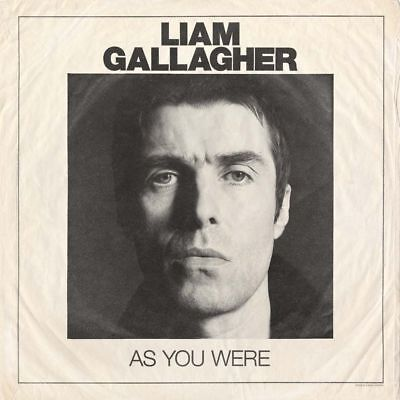 Liam Gallagher As You Were Cd (2017)