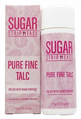 Sugar Strip Ease Pure Talcum Powder - Women's For Her. New. Free Shipping