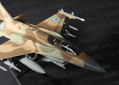 Amer Com ISRAEL IAF F-16 Fighting Falcon I Block-52 2015 1/72 Diecast Model