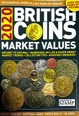 British Coin Market Values 2018 - The Best Value Guide Book To Coin Prices