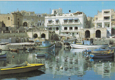 Ak Ungel. Spinola Bay St Julians  Malta  (G3115)