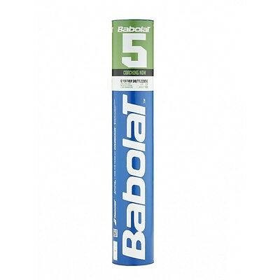 10x12erPack = 120 BABOLAT FEATHER SHUTTLECOCKS 5 NEU 179€ Federbälle badminton
