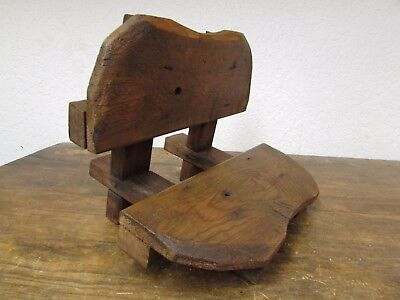 Antique Pack Saddle #8-Old Mexican-Western-Rustic-Mule-Donkey-Cowboy-Wild West