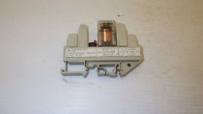 Wieland 5742-9107 10 Amp 250V Relay Changeover