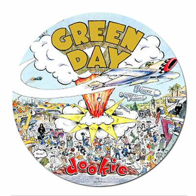 GREEN DAY DOOKIE VINYL PICTURE DISC (Released 29/09/2017)
