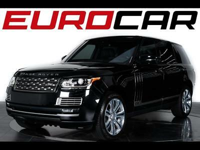 2016 Land Rover Range Rover SVAutobiography LWB ($200,490.00 MSRP) 2016 Land Rover Range Rover SVAutobiography LWB - $200,490 MSRP, HIGHLY OPTIONED
