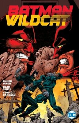Batman Wildcat, Dixon, Chuck, 9781401267278