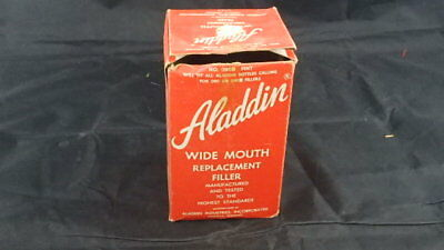 Aladdin Vacuum Insulated Replacement Filler Wide Mouth O90B 1Pt  Made In Usa