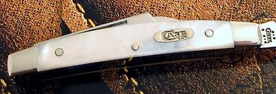 Case PEARL Congress Knife 2003 From NEW PRODUCT Set SN #020 1 Of 100 AWESOME! NR