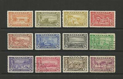 Bahamas ~ 1948 Eleuthera Tercentenary (Part Set) King George Vi
