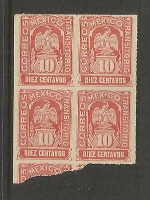 Mexico ~ 1899-1916 Small Accumulation (Most Used)