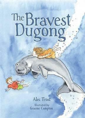 NEW The Bravest Dugong By Alec Trost Paperback Free Shipping