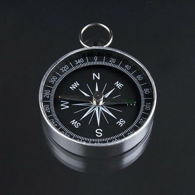 44mm Classic Compass Army Scouts Hiking Camping Boating Map Reading Orienteering