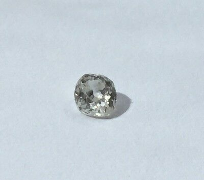 Old Cut Mine Cut Cushion Loose Natural 0.16 Carat Diamond I1 I/J