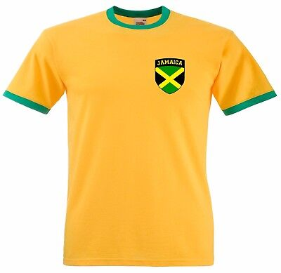 Jamaica Jamaican Reggae Boyz National Football Team T-shirt - All Sizes