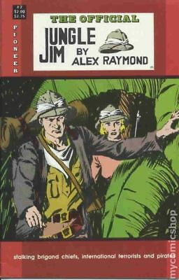 Official Jungle Jim (1988) #2 FN