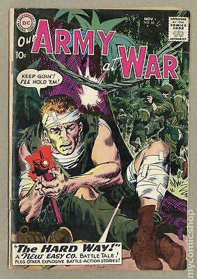 Our Army at War (1952) #88 VG- 3.5