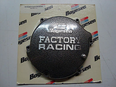 Boyesen Factory Racing Clutch Cover Part #cc-11