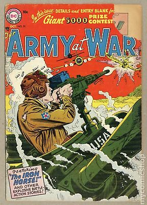 Our Army at War (1952) #51 FR/GD 1.5