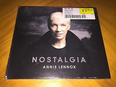 Annie Lennox - Nostalgia [CD] Brand New & Sealed