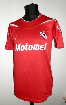 Maglia shirt trikot calcio CLUB ATLETICO INDEPENDIENTE home 2009 2010 S
