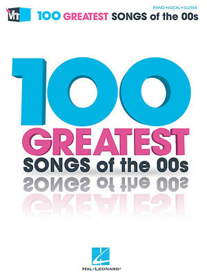 VH1 100 GREATEST Songs of the 90s Piano Sheet Music Guitar Chords