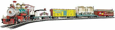 Bachmann Trains Ringling Bros. And Barnum And Bailey , Large 'G' Scale Electric