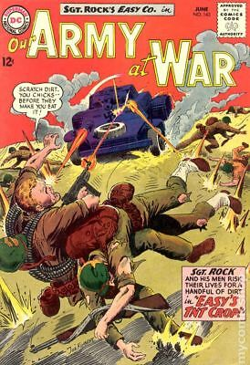 Our Army at War (1952) #143 GD/VG 3.0