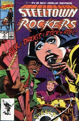 Steeltown Rockers (1990) #4 FN