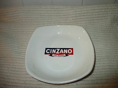 Cinzano The Rosso  Wade Pdm Ash Tray /nibbles /pin Tray Classic Collectable Vgc