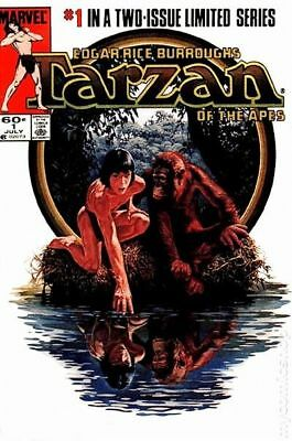 Tarzan of the Apes (1984 Marvel) #1 FN