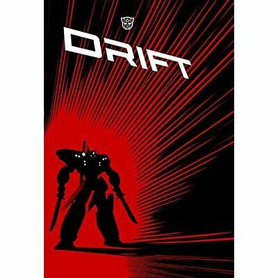 Transformers: Complete Drift - Hardcover NEW McCarthy, Shane 2013-02-14