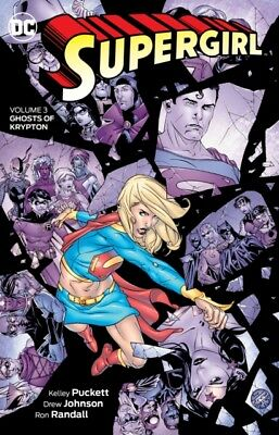 Supergirl Vol 3, Puckett, Kelley, 9781401270797