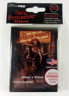 50 Ultra Pro Deck Protector Sleeves - Dead Wake 2 Betsy