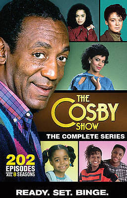 The Cosby Show Complete Series Seasons 1-8  1 2 3 4 5 6 7 8 16-DVD NEW!